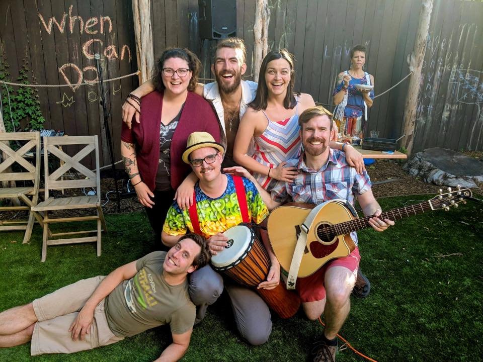 Musical improv super group When Can Do is back for one night only. Catch them while you can!